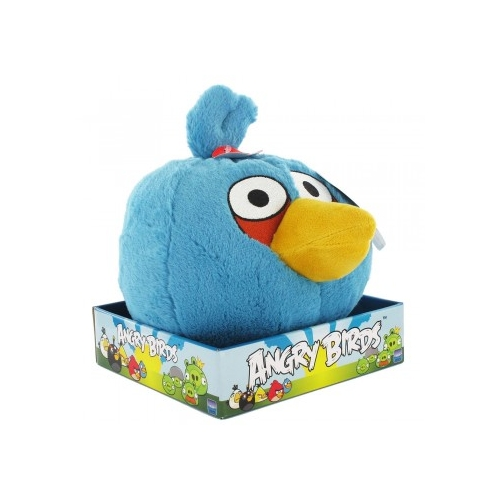 angry birds 20 m pl sch mit sound pl sch vogel kuscheltier stofftier neu ebay. Black Bedroom Furniture Sets. Home Design Ideas