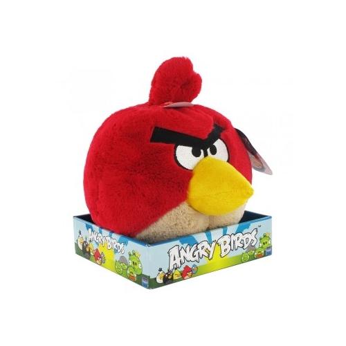 angry birds 20 m pl sch mit sound pl sch vogel kuscheltier stofftier neu ebay. Black Bedroom Furniture Sets. Home Design Ideas
