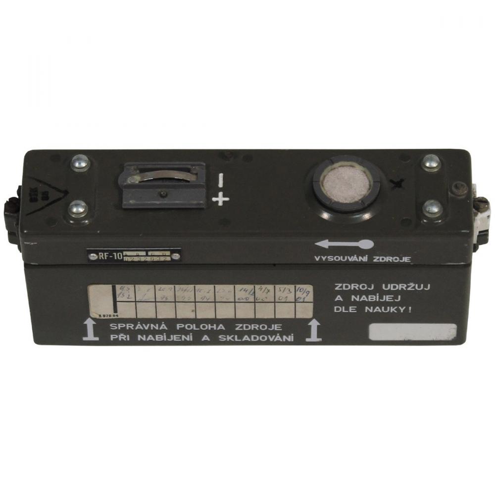 """CZ Funkgerätsatz /""""RF10/"""" mit Zubehör gebraucht neuwertig"""