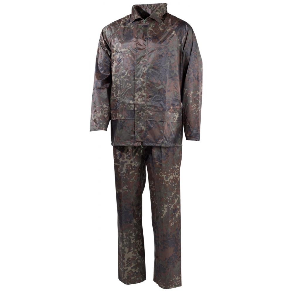 MFH-Regenanzug-Regenkombi-Regenjacke-Regenhose-Naesseschutz-Regenbekleidung-NEU