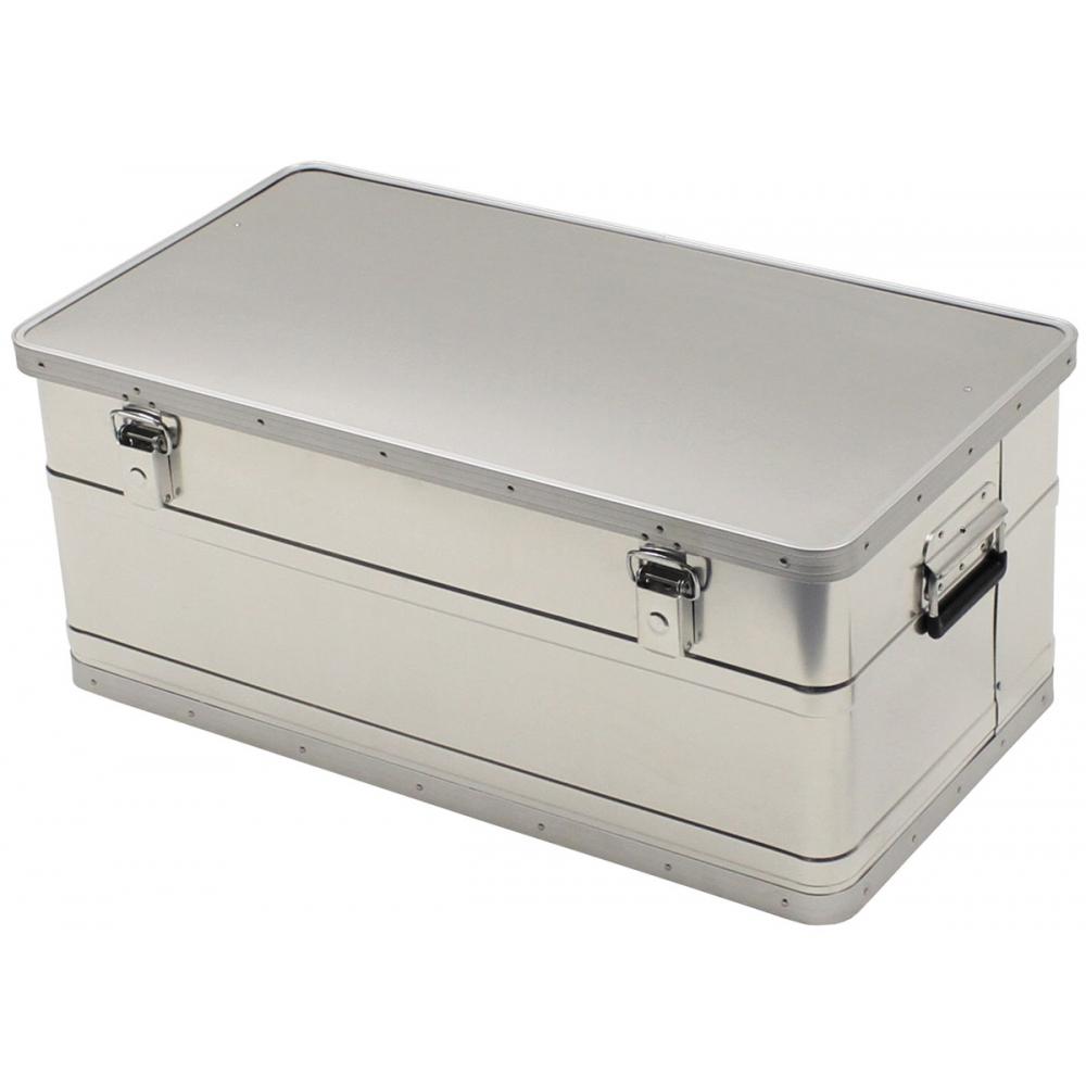 mfh transportkiste alu camping kiste box werkstatt aufbewahrung wasserdicht neu ebay. Black Bedroom Furniture Sets. Home Design Ideas