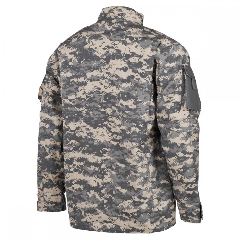 Indexbild 24 - US Feldjacke ACU Rip Stop Combat Uniform Jacke Army Parka S M L XL XXL XXXL NEU