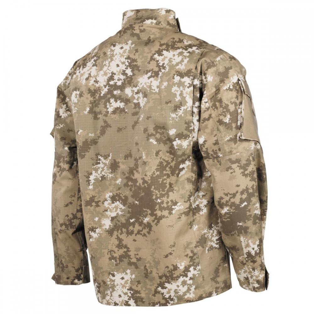 Indexbild 30 - US Feldjacke ACU Rip Stop Combat Uniform Jacke Army Parka S M L XL XXL XXXL NEU