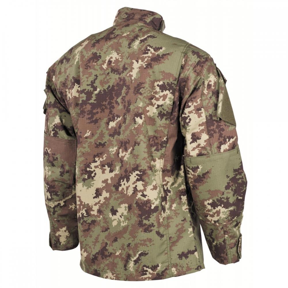 Indexbild 33 - US Feldjacke ACU Rip Stop Combat Uniform Jacke Army Parka S M L XL XXL XXXL NEU