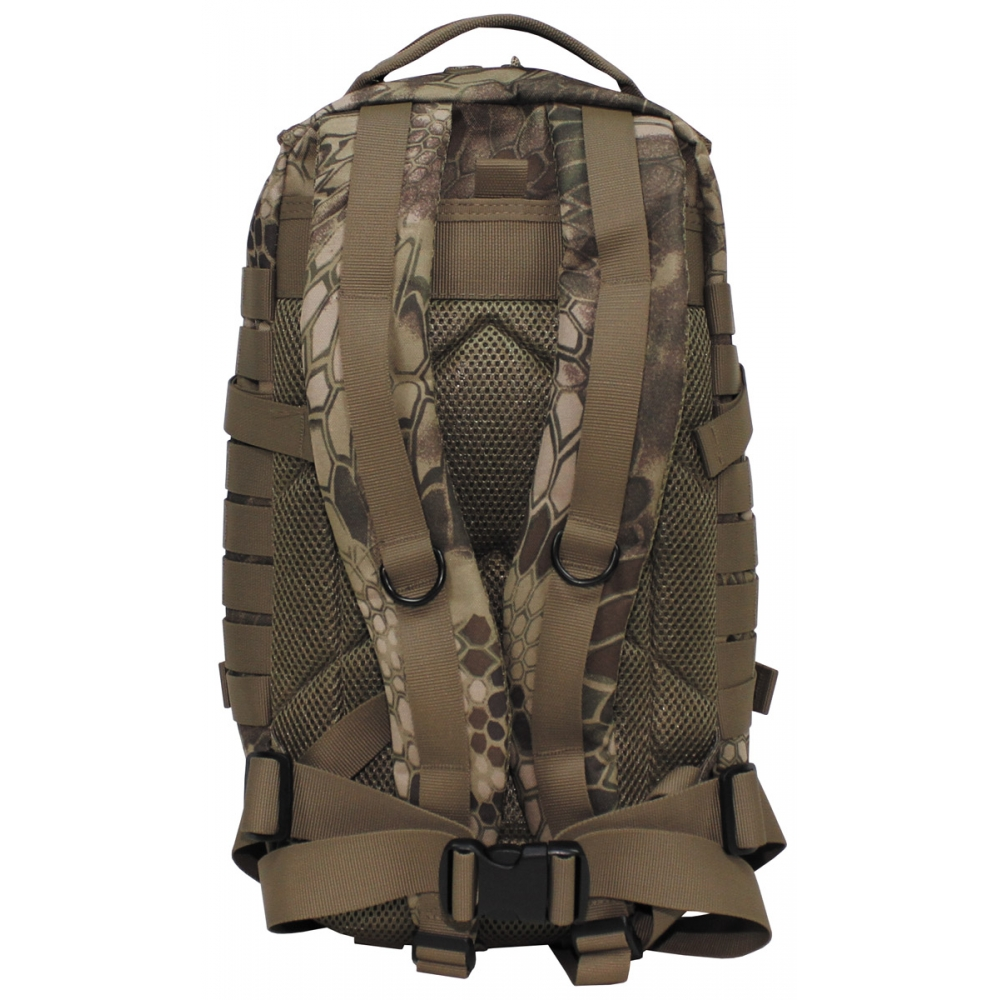 US-Rucksack-Assault-I-Wandern-Outdoor-Trekking-Army-Bag-30-Liter-1300g-NEU thumbnail 54