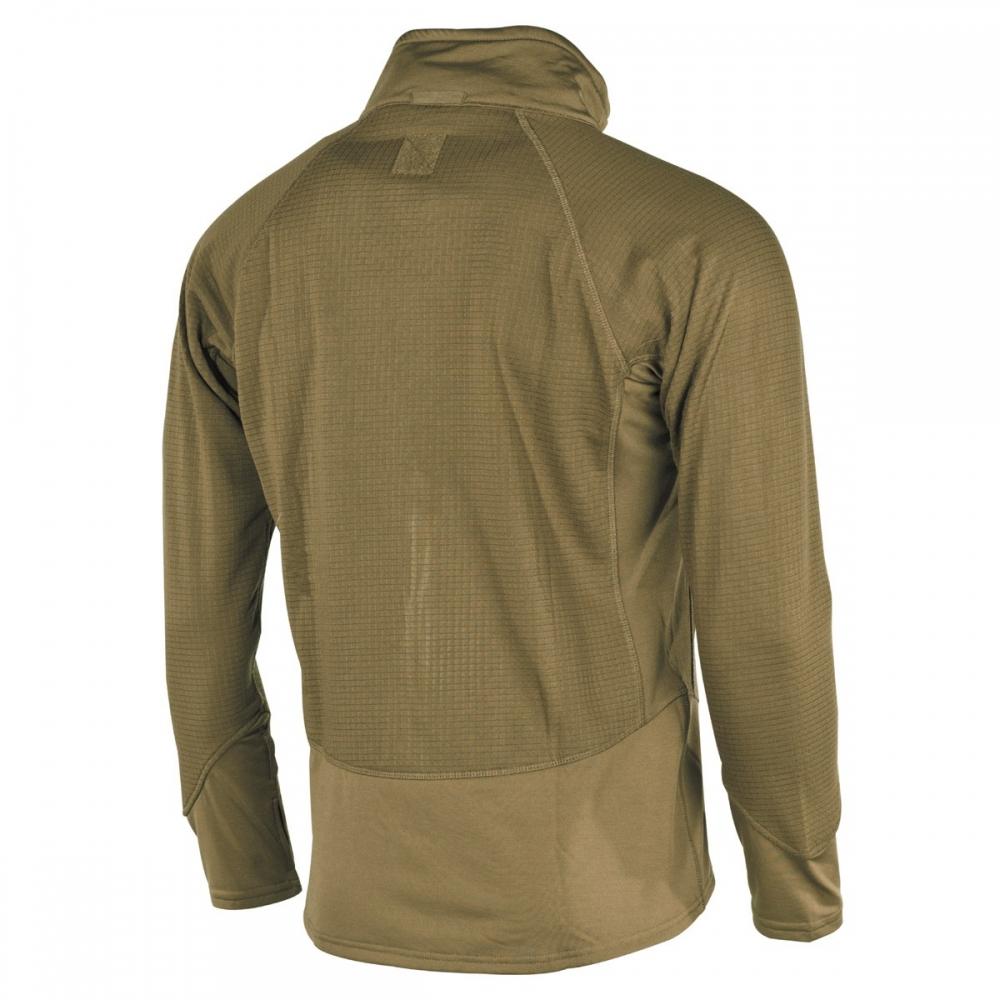 US-Unterziehjacke-Tactical-Unterzieh-Kaelteschutz-Jacke-Unterziehshirt-Army