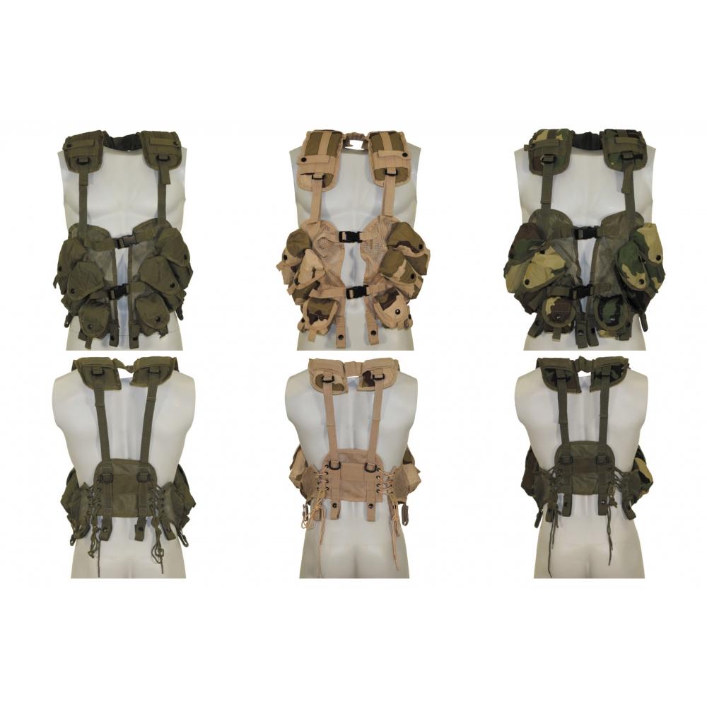 NEU US Weste Load Bearing größenverstellbar Einsatzweste BW Schutzweste