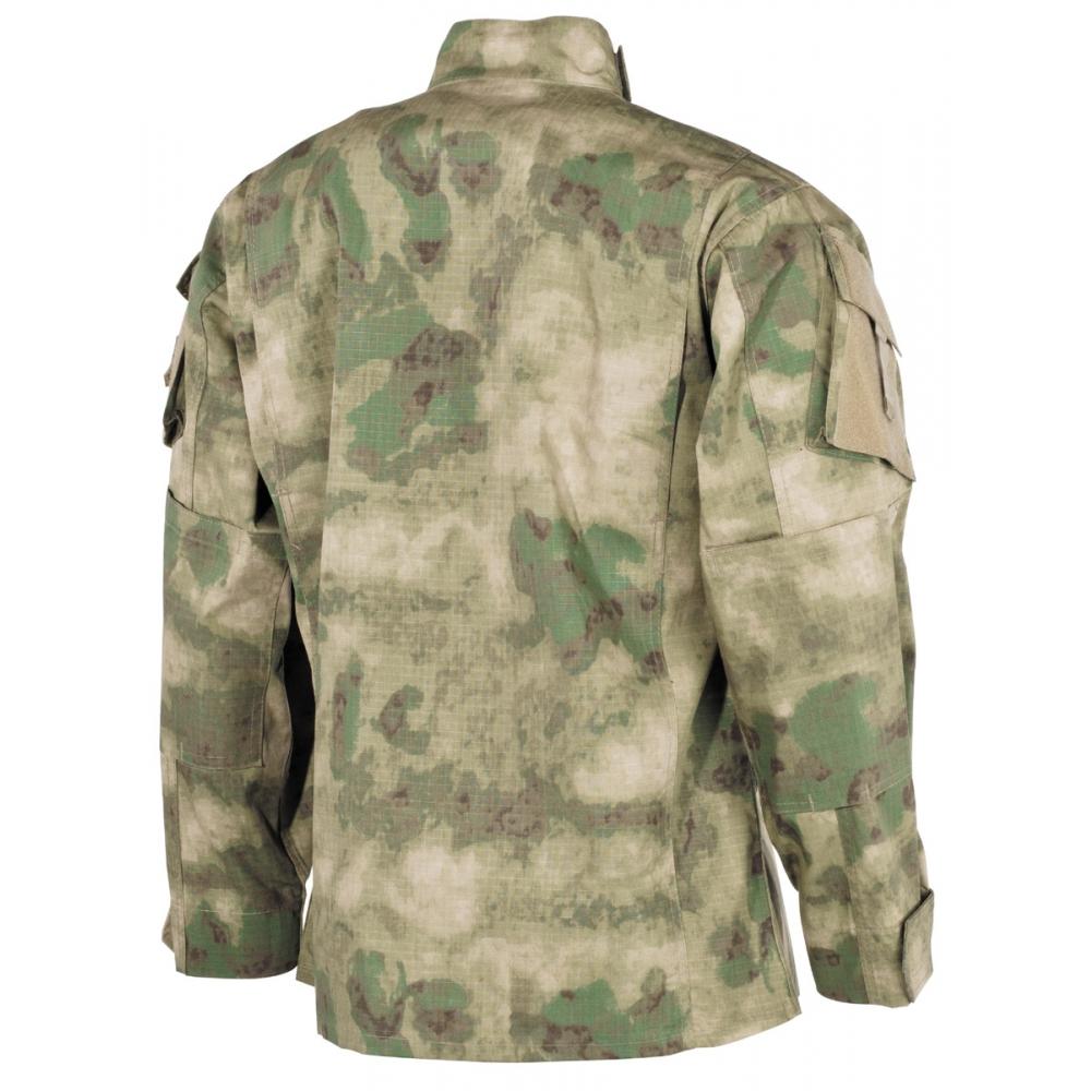 Indexbild 12 - US Feldjacke ACU Rip Stop Combat Uniform Jacke Army Parka S M L XL XXL XXXL NEU