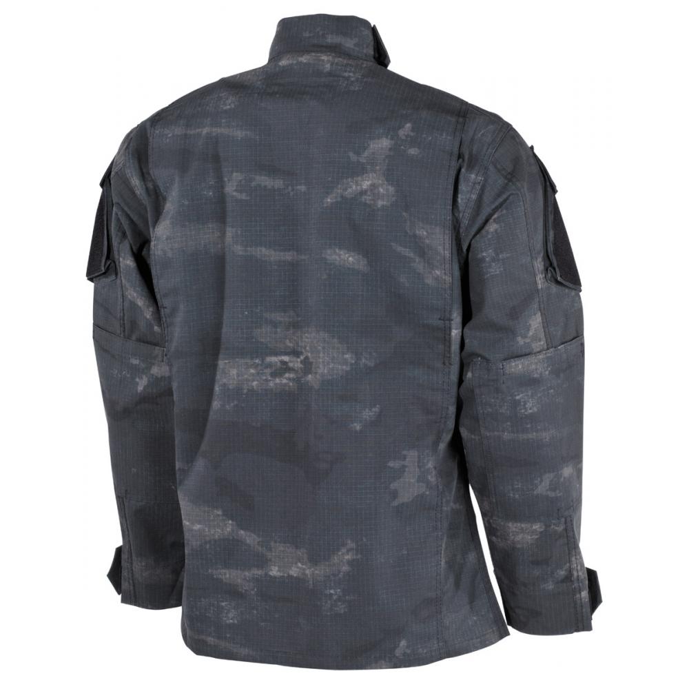 Indexbild 39 - US Feldjacke ACU Rip Stop Combat Uniform Jacke Army Parka S M L XL XXL XXXL NEU