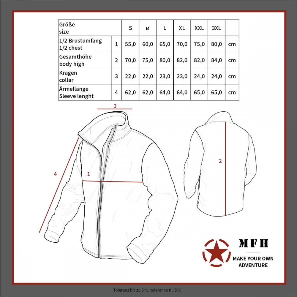 Indexbild 46 - US Feldjacke ACU Rip Stop Combat Uniform Jacke Army Parka S M L XL XXL XXXL NEU