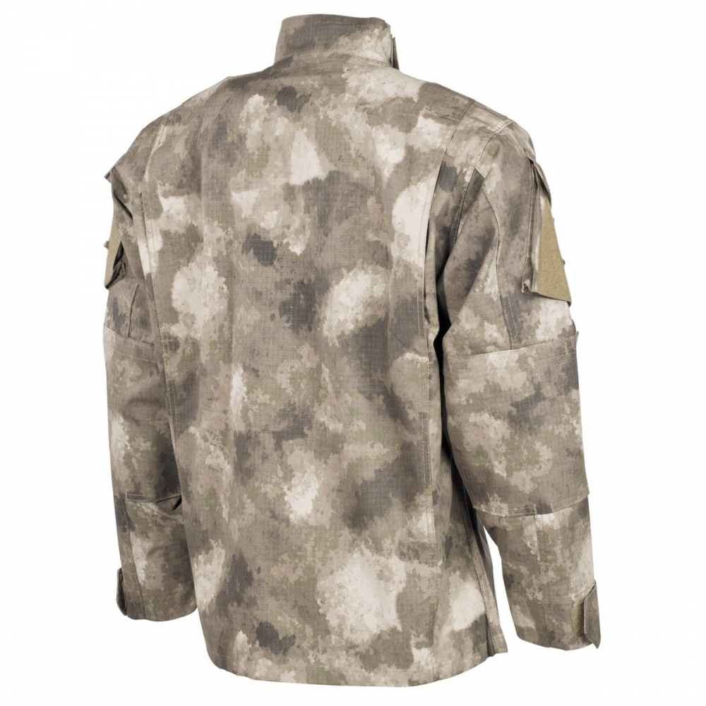 Indexbild 27 - US Feldjacke ACU Rip Stop Combat Uniform Jacke Army Parka S M L XL XXL XXXL NEU