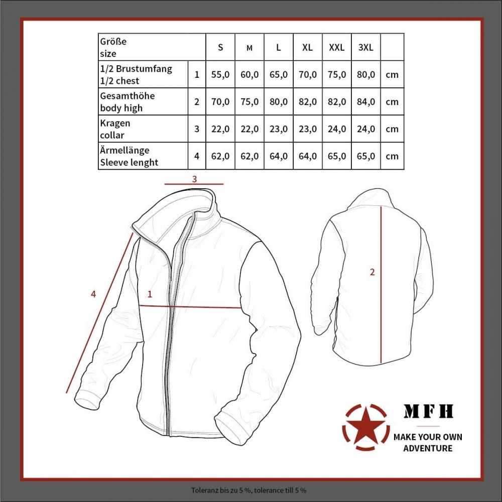 Indexbild 28 - US Feldjacke ACU Rip Stop Combat Uniform Jacke Army Parka S M L XL XXL XXXL NEU