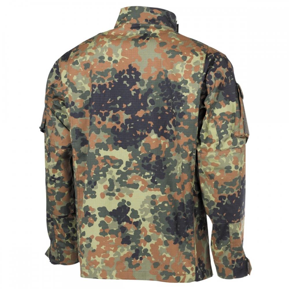 Indexbild 15 - US Feldjacke ACU Rip Stop Combat Uniform Jacke Army Parka S M L XL XXL XXXL NEU