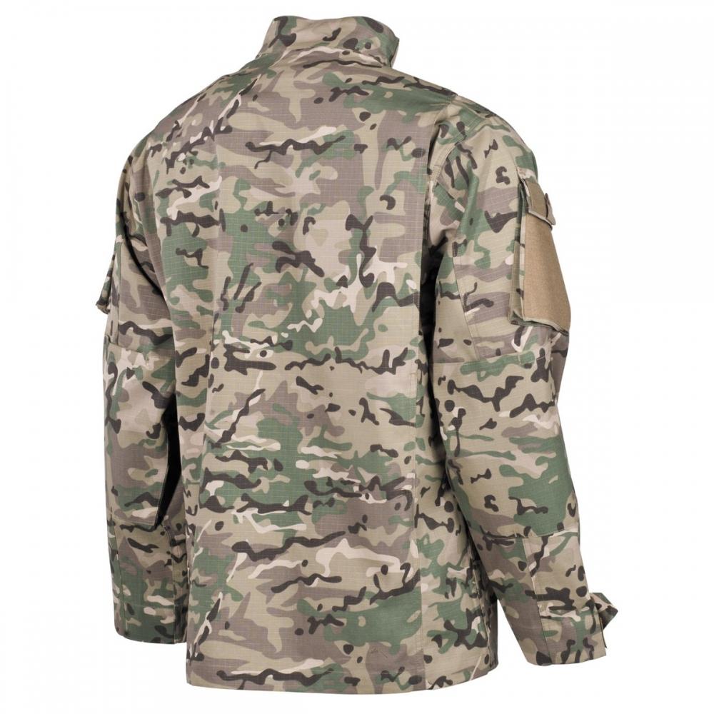 Indexbild 42 - US Feldjacke ACU Rip Stop Combat Uniform Jacke Army Parka S M L XL XXL XXXL NEU