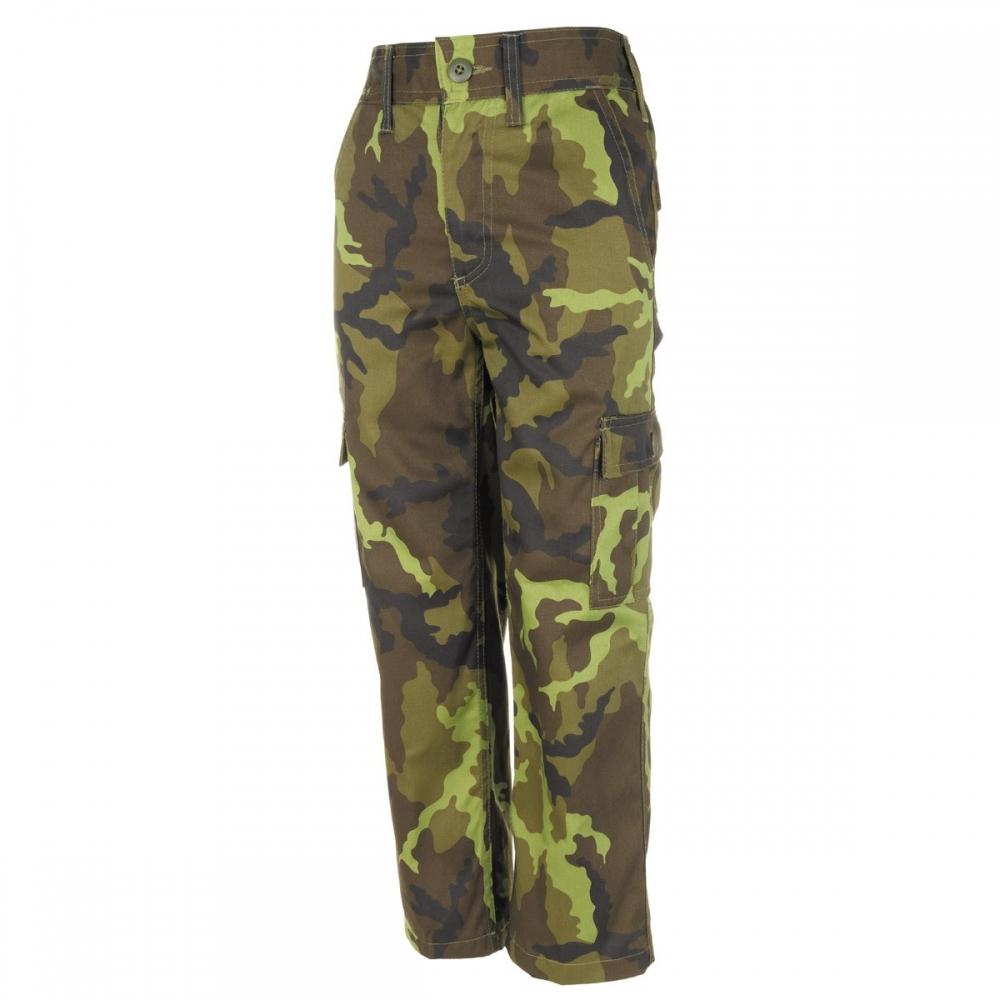Us BDU kinderhose enfants Outdoor cargo pantalon pantalon Army Camouflage Camouflage