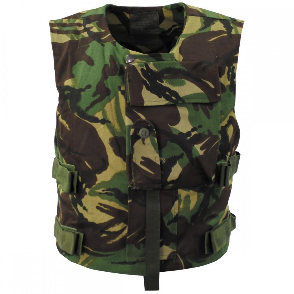 Original Brit Cover Combat Weste DPM tarn Armee Kampfweste Body Armour Jacke