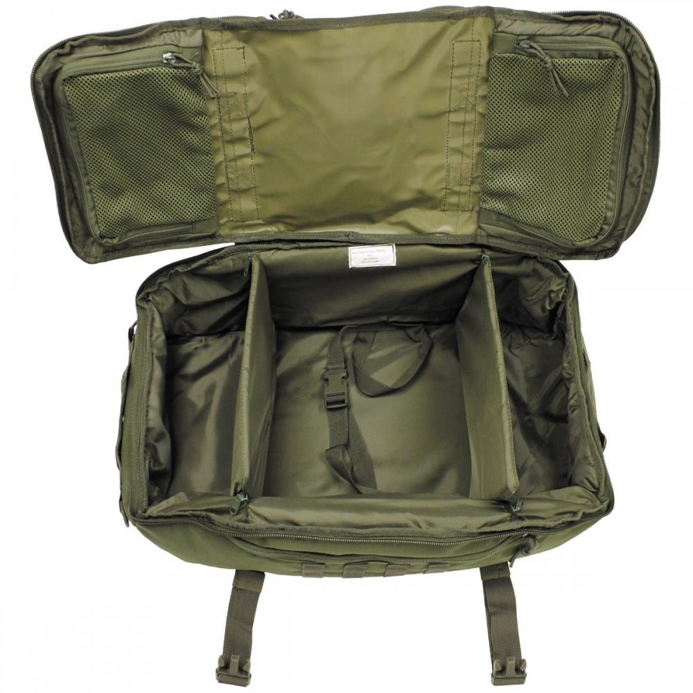 MFH-Rucksacktasche-Travel-Armee-Seesack-Tragetasche-Reisetasche-Tasche-Rucksack Indexbild 18
