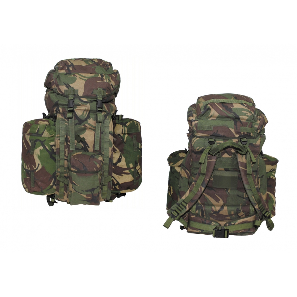 Original Britischer Armee Army Rucksack Kampfrucksack DPM tarn gebraucht Short