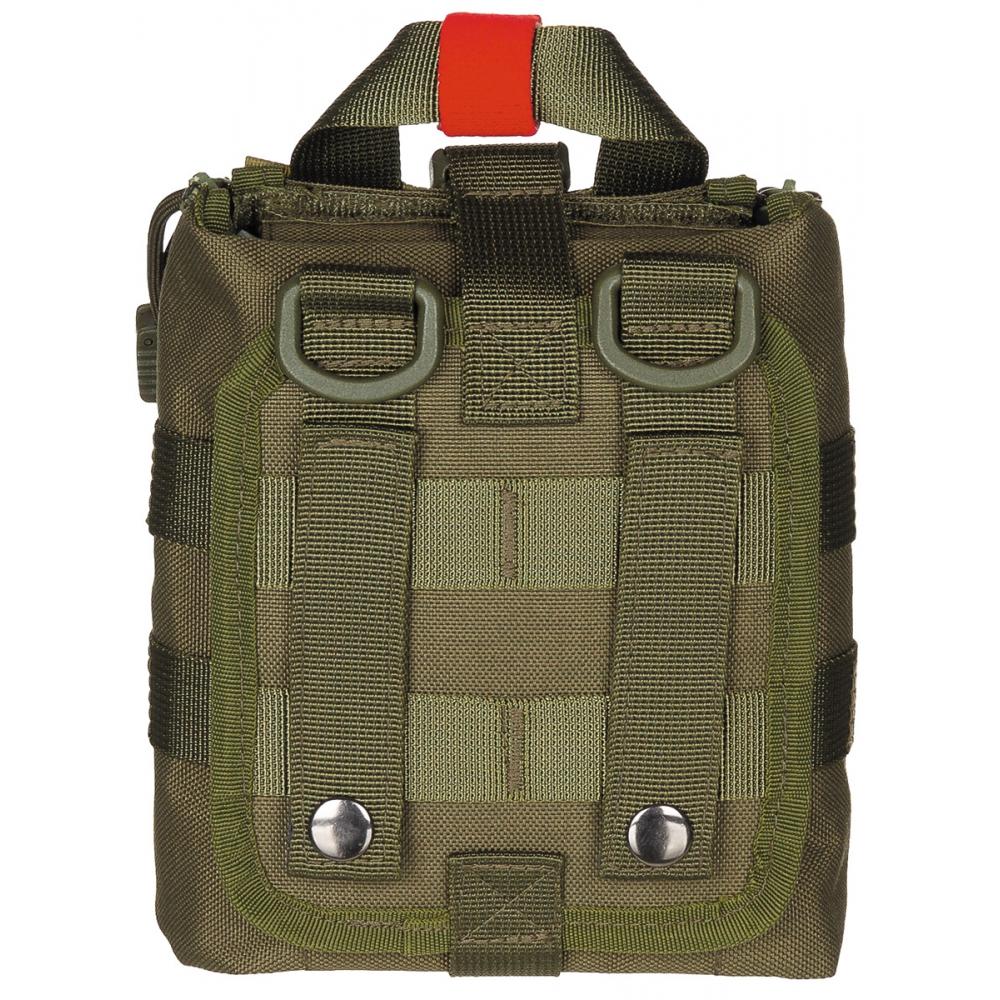 Tasche-Erste-Hilfe-klein-MOLLE-Huefttasche-Guerteltasche-Survival-Outdoor-Medizin Indexbild 16
