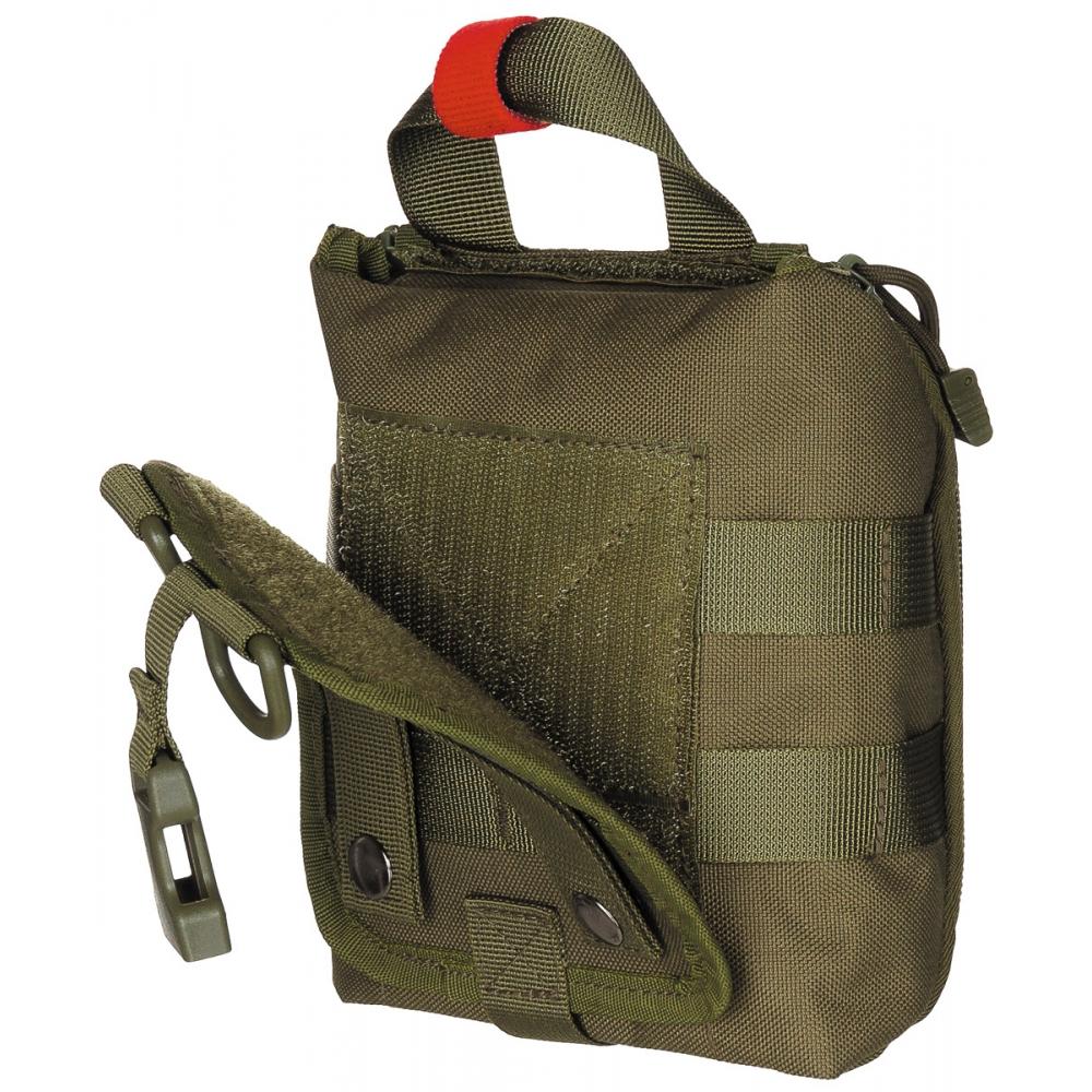 Tasche-Erste-Hilfe-klein-MOLLE-Huefttasche-Guerteltasche-Survival-Outdoor-Medizin Indexbild 17