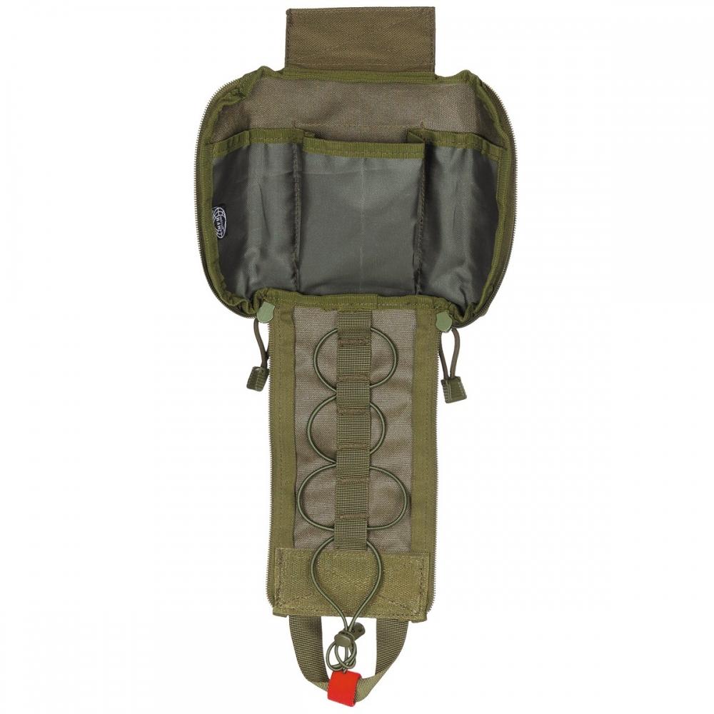 Tasche-Erste-Hilfe-klein-MOLLE-Huefttasche-Guerteltasche-Survival-Outdoor-Medizin Indexbild 18