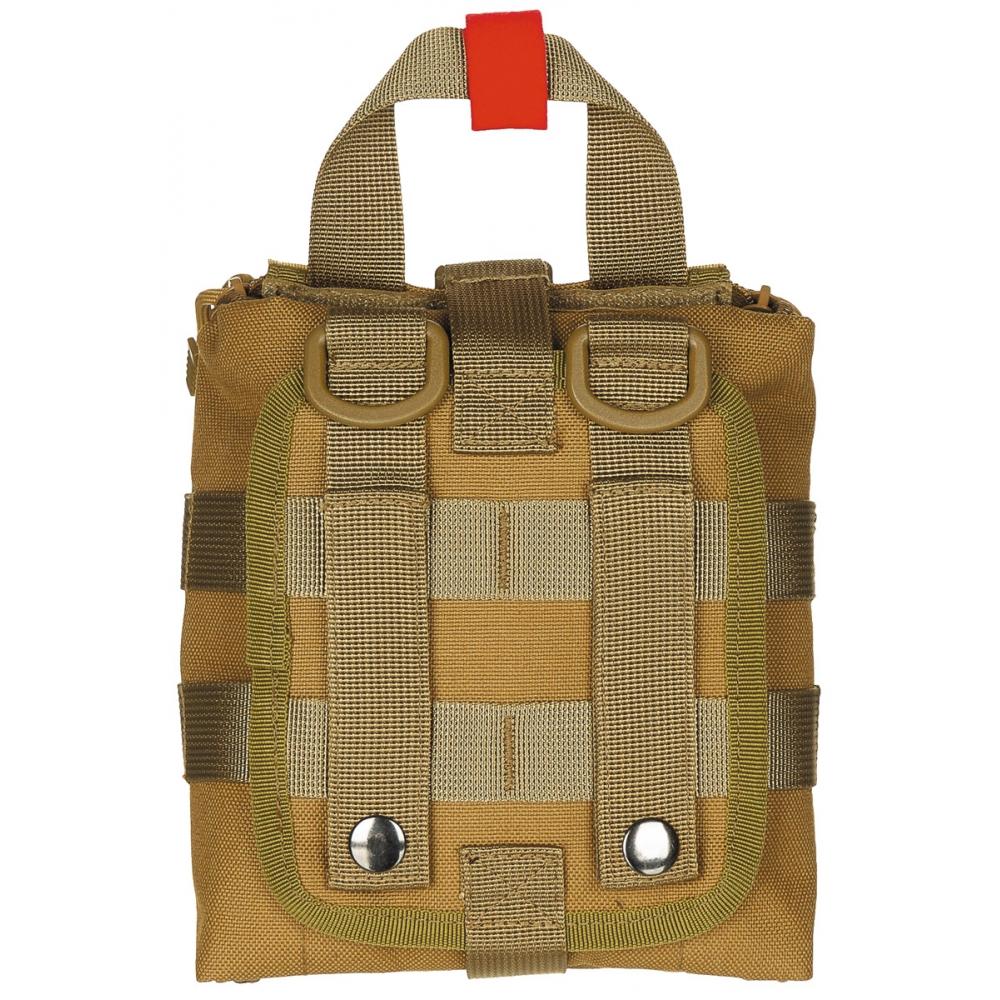 Tasche-Erste-Hilfe-klein-MOLLE-Huefttasche-Guerteltasche-Survival-Outdoor-Medizin Indexbild 20