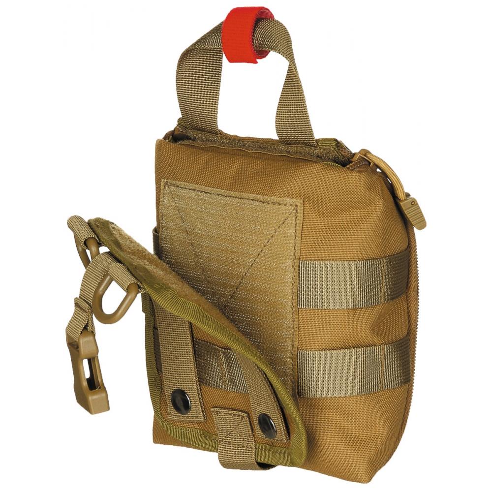 Tasche-Erste-Hilfe-klein-MOLLE-Huefttasche-Guerteltasche-Survival-Outdoor-Medizin Indexbild 21