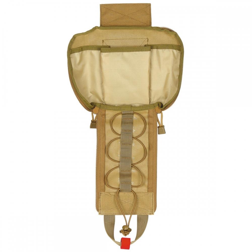 Tasche-Erste-Hilfe-klein-MOLLE-Huefttasche-Guerteltasche-Survival-Outdoor-Medizin Indexbild 22