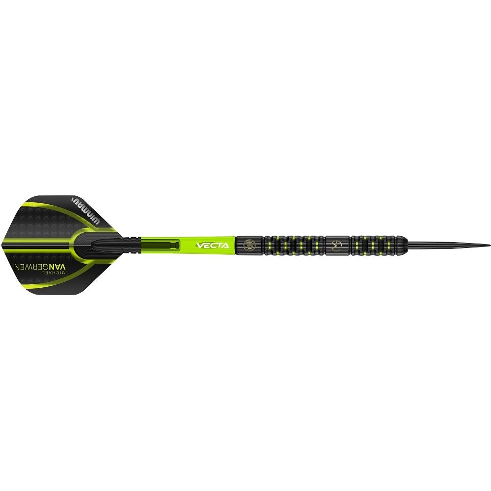Winmau MvG Adrenalin Steeldart 1441 22 g 23g 24 g Darts Dartpfeile Steeltip NEU