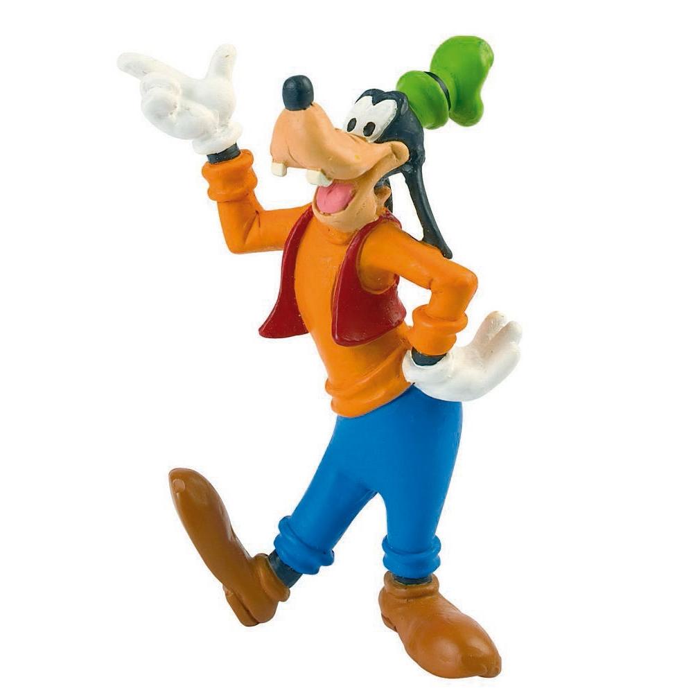 Bullyland Walt Disney Figur Sammelfigur Micky Pluto Goofy