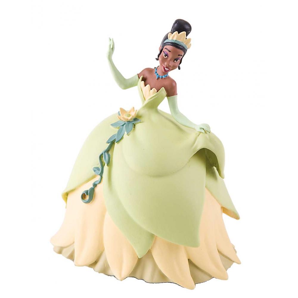 Figurki Bullyland Walt Disney Küss den Frosch Figur Prinzessin Tiana Sammelfigur NEU