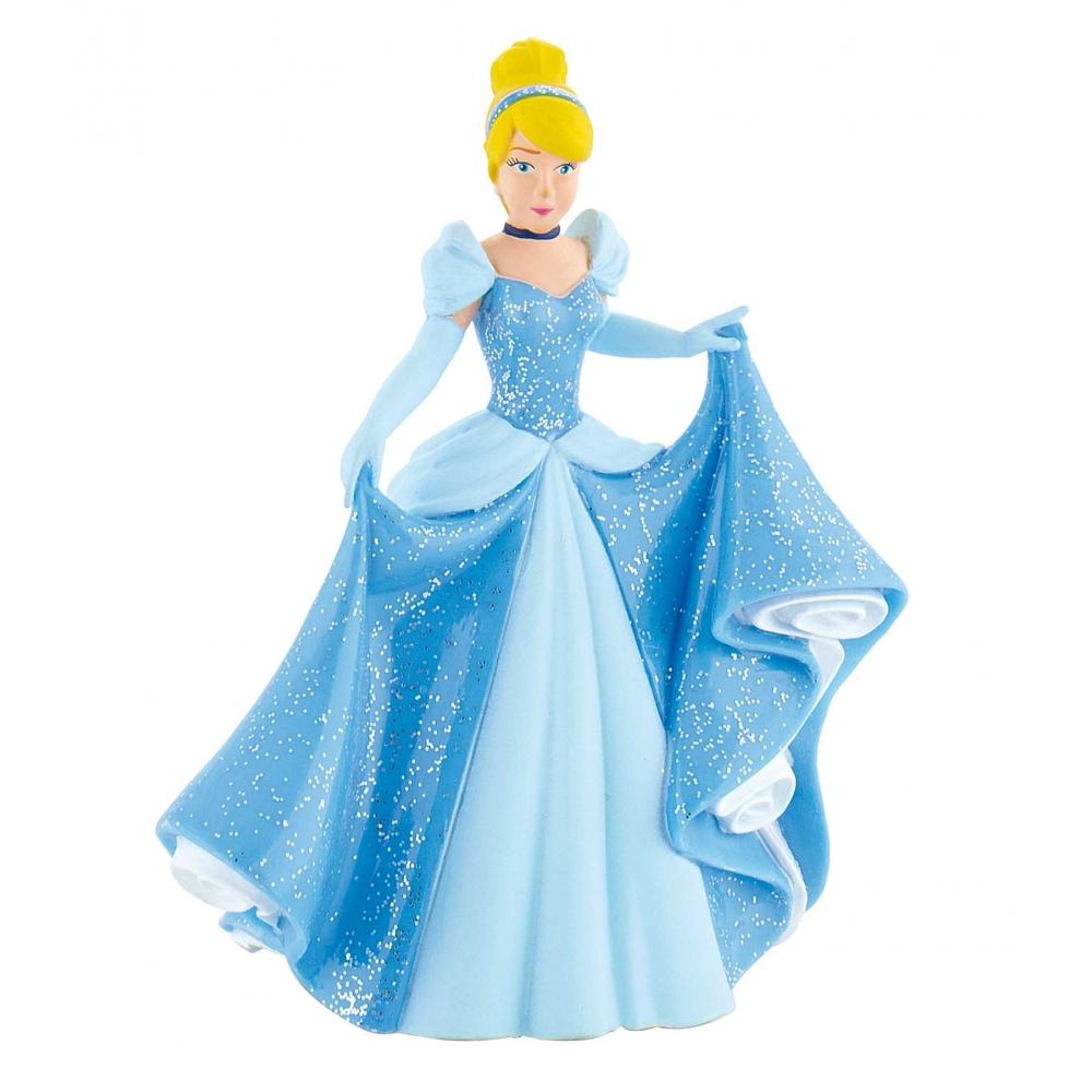 Frozen Doll Cake Topper