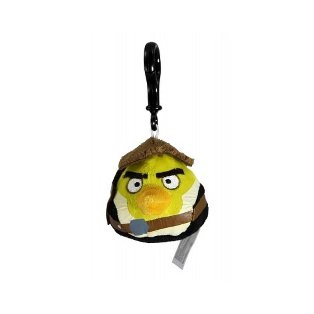 angry bird star wars backpack clip rucksack anh nger pl sch tier stofftier ebay. Black Bedroom Furniture Sets. Home Design Ideas