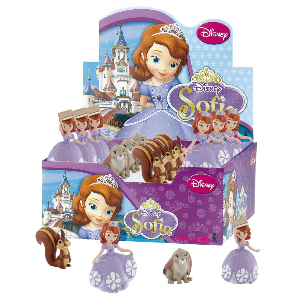 bullyland walt disney sofia die erste figur sammelfigur prinzessin kalle kiki ebay. Black Bedroom Furniture Sets. Home Design Ideas